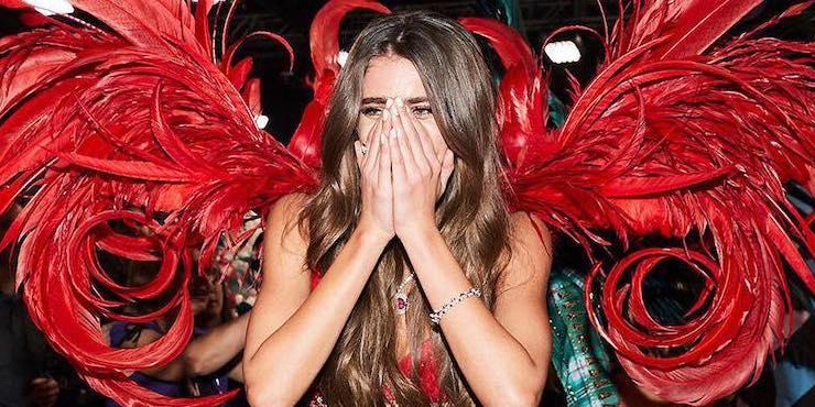 Объявлено имя нового «ангела» Victoria's Secret