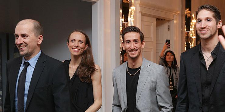 Как прошел ужин, посвященный фестивалю Ballet Globe