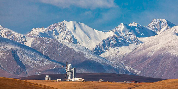 Горы Алматы: где найти красивые локации для новых фото в Instagram