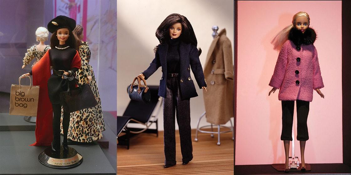 25 дизайнеров, которые одевали куклу Барби