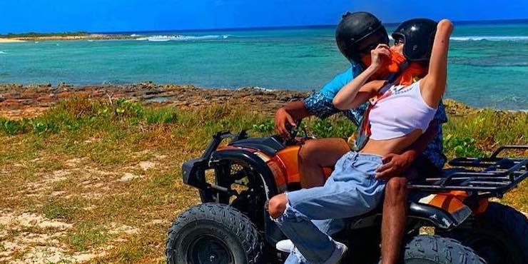 Вместо Coachella: каникулы Беллы Хадид и The Weeknd