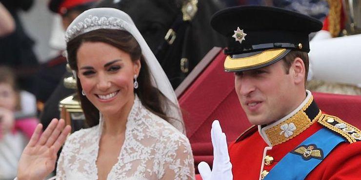 Кейт Миддлтон и принц Уильям отмечают 8 лет брака