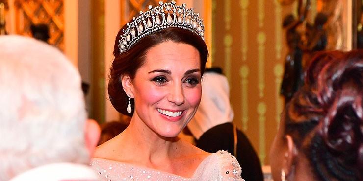Королевские тиары: Кейт Миддлтон и ее 9 самых запоминающихся выходов в свет