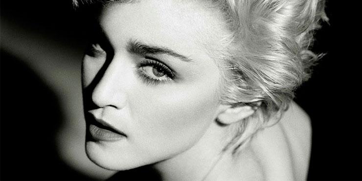 Мадонна выпустила новый тизер