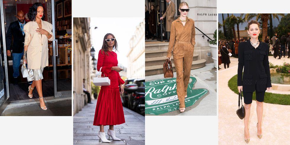 Модные тренды на весну 2019