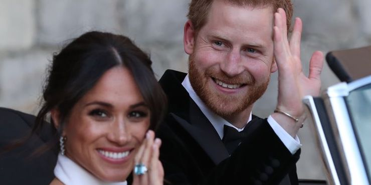 Это официально: Принц Гарри и Меган Маркл переехали в новый дом