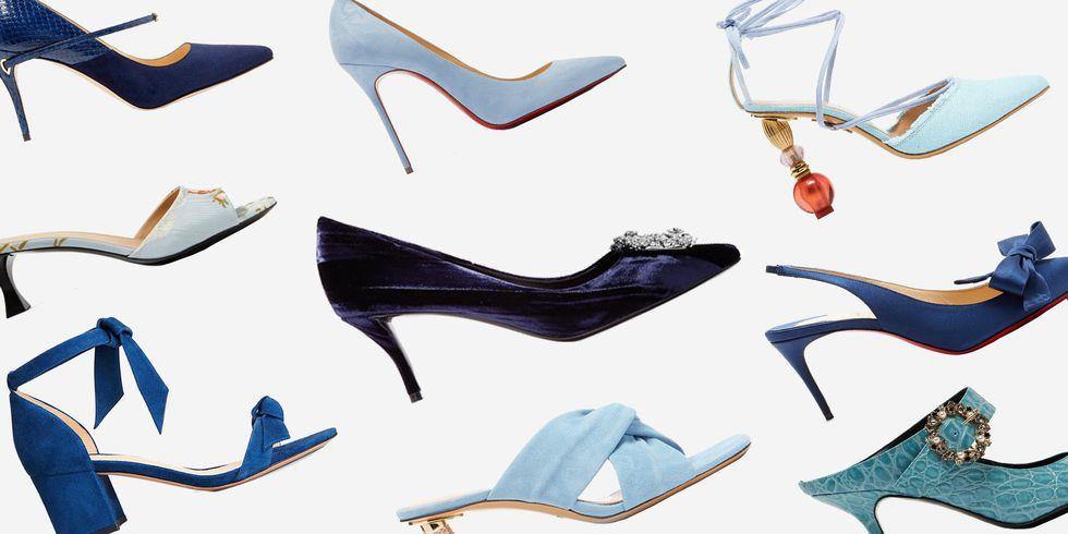 25 пар туфель для вашей свадьбы