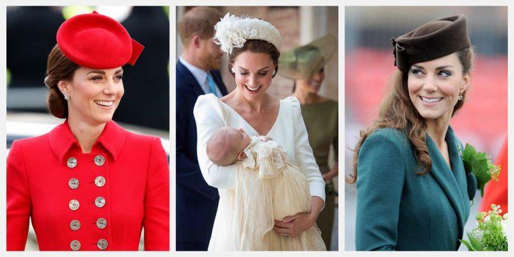 Самые смешные шляпы Кейт Миддлтон
