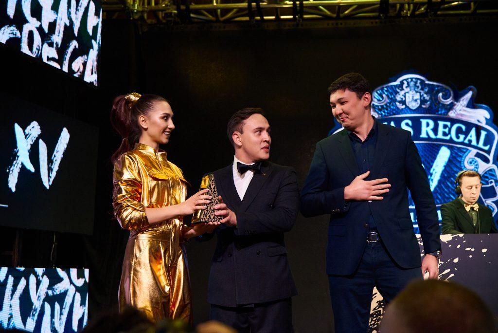 Busta Rhymes на мероприятии Chivas в Алматы