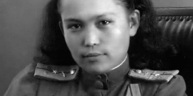 Герои ВОВ: отвага казахских женщин