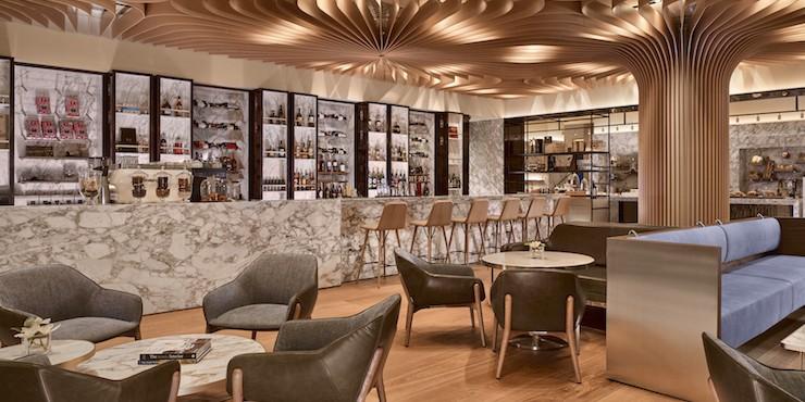 Новое меню в ресторане The Ritz-Carlton, Astana
