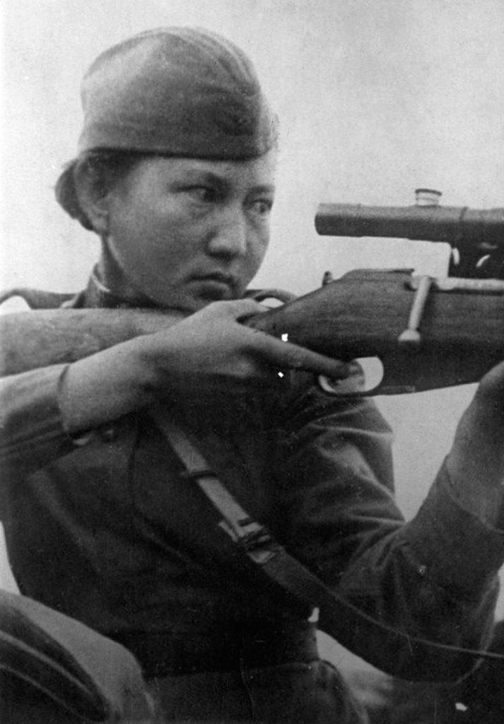 Алия Молдагулова вов герои вов