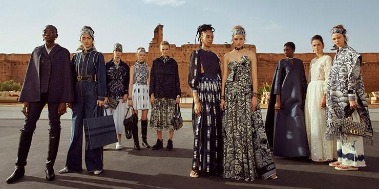 Dior сотрудничают с африканскими мастерами