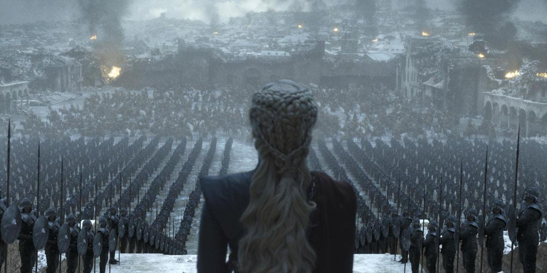 Эмилия Кларк смотрела речи Гитлера перед съемками «Игры престолов»