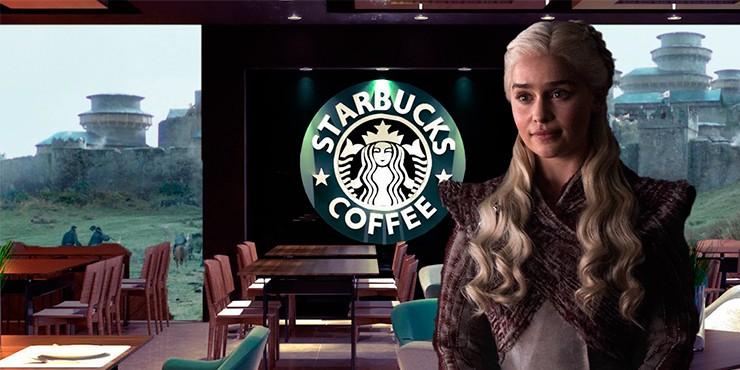 Полная история стакана Starbucks, который очутился в сериале «Игра престолов»