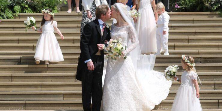 Королевская свадьба: что вы пропустили в эти выходные?