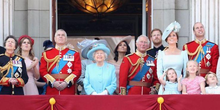 Британская королевская семья: какие титулы носят монаршие особы