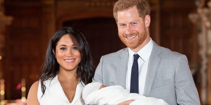 Меган Маркл и принц Гарри отправятся в Африку с сыном