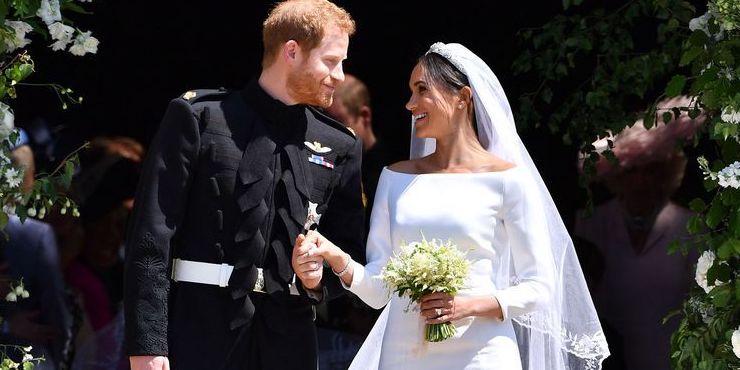 Как Меган Маркл и принц Гарри отметили первую годовщину свадьбы