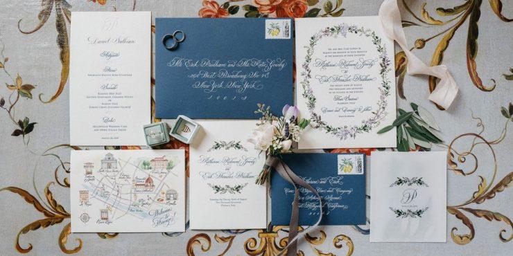 40 пригласительных, которые сделают вашу свадьбу особенной