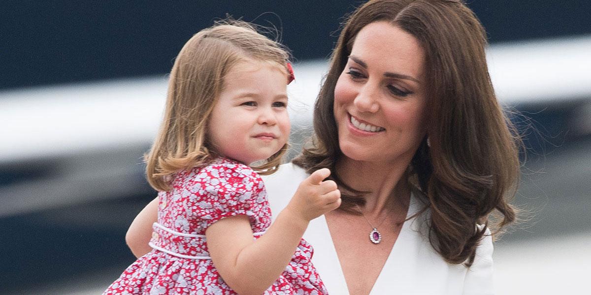 С Днем рождения, принцесса Шарлотта!