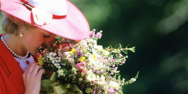 Меган Маркл и принц Гарри отдали дань памяти принцессе Диане