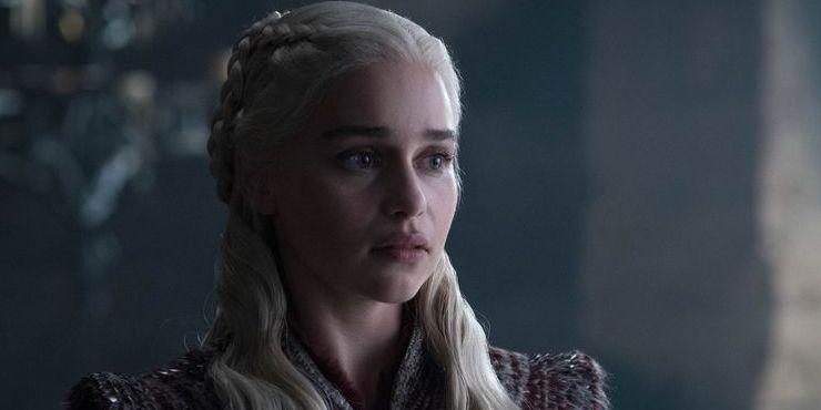 Эмилия Кларк не в восторге от финала «Игры престолов»