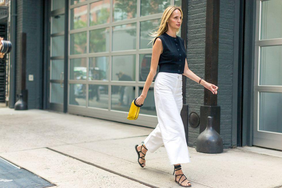 как одеваться на работу летом