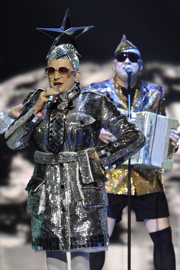 Лучшие наряды «Евровидения»