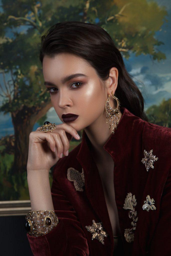 украшения в казахском стиле