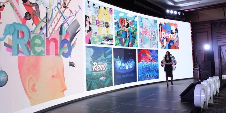 Расширяя границы: в Алматы презентовали смартфоны OPPO Reno