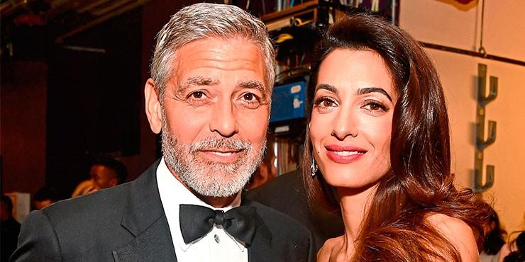 Как вы можете встретиться с Джорджем и Амаль Клуни
