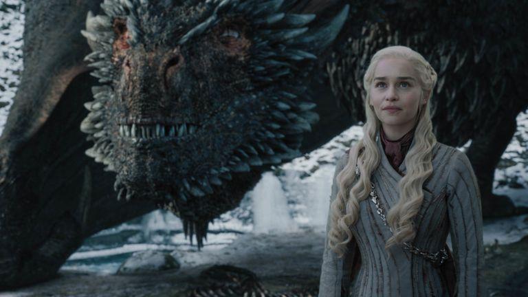 куда дракон отнес дейенерис