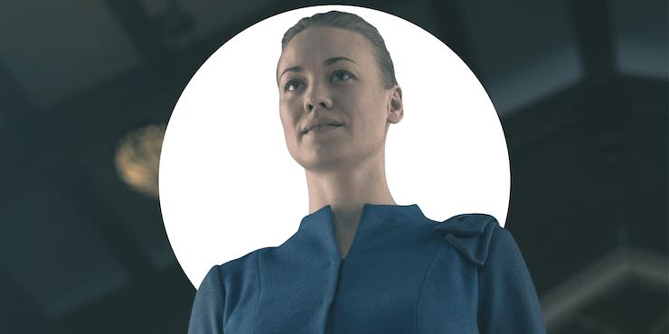 Рассказ Служанки: интервью с Ивонн Страховски