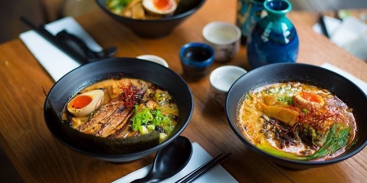 Где найти азиатские супы в Алматы