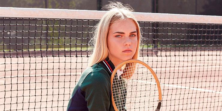 Одежда для тенниса: как менялась мода