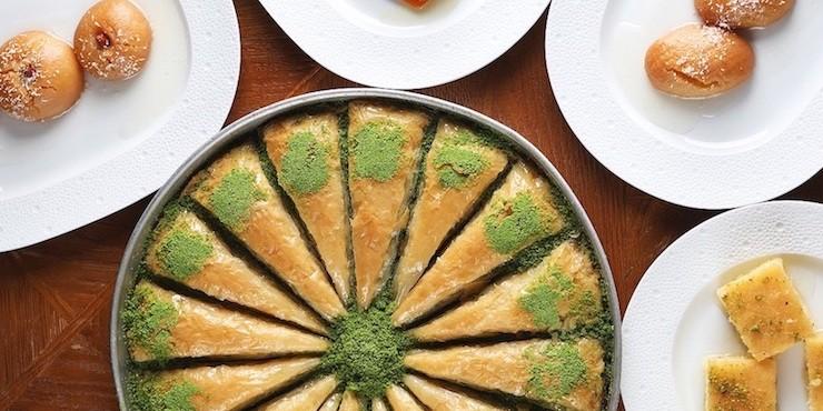 Рестораны со специальным меню в Рамадан