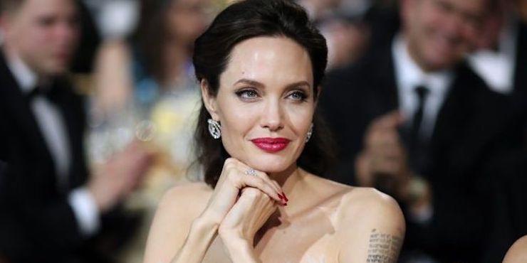 Срочная новость: Анджелина Джоли и Киану Ривз встречаются