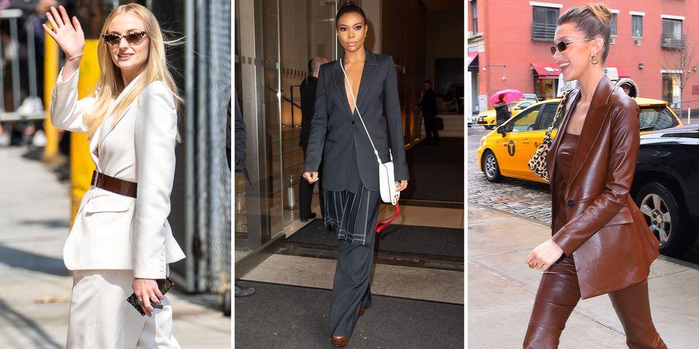 7 способов включить женский пиджак в свой повседневный гардероб
