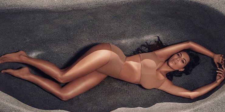 Ким Кардашьян раскрыла секрет своей фигуры