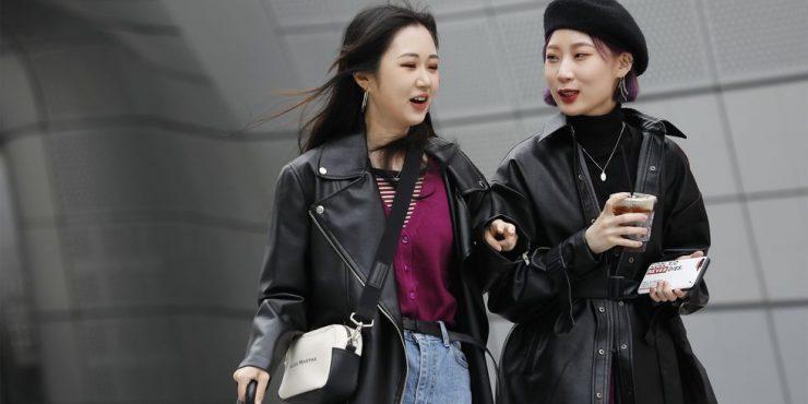 Кожаная куртка: самые модные модели 2019 года