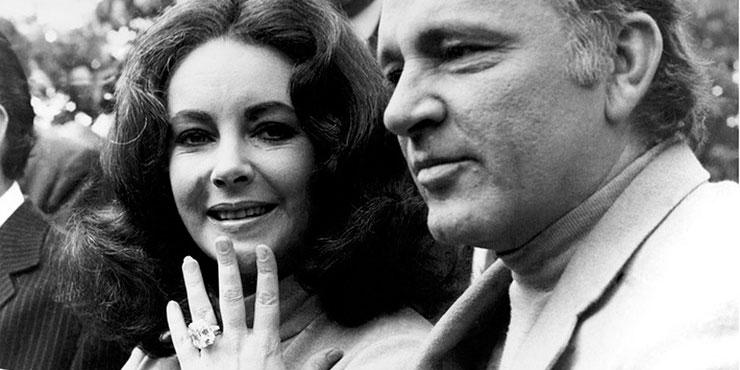 Самые знаменитые обручальные кольца звезд старого Голливуда