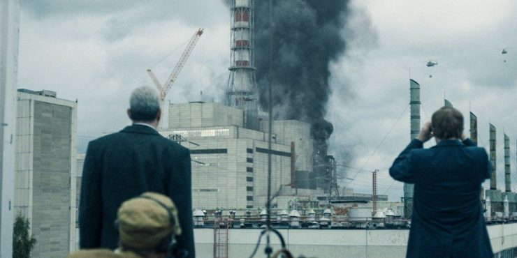 Сериал Чернобыль: что из показанного правда?