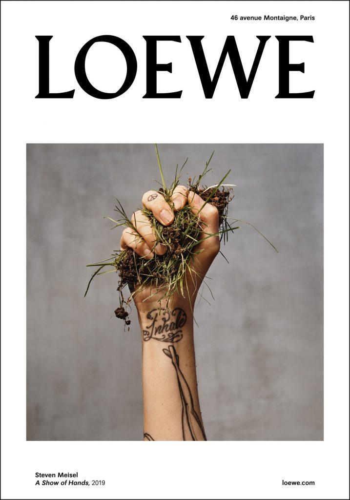 Главный герой сериала «Очень странные дела» стал лицом Loewe
