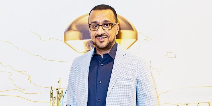 Основатель парфюмерного бренда WIDIAN снова посетил Алматы