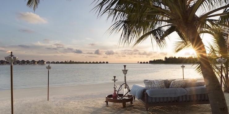 Naladhu Private Island: мальдивский колорит