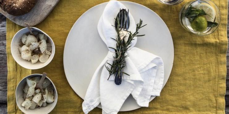 «Альфреско» или как оформить летний стол по всем канонам Инстаграма