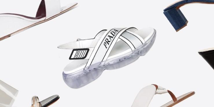 Удобная летняя обувь: 5 трендовых вариантов