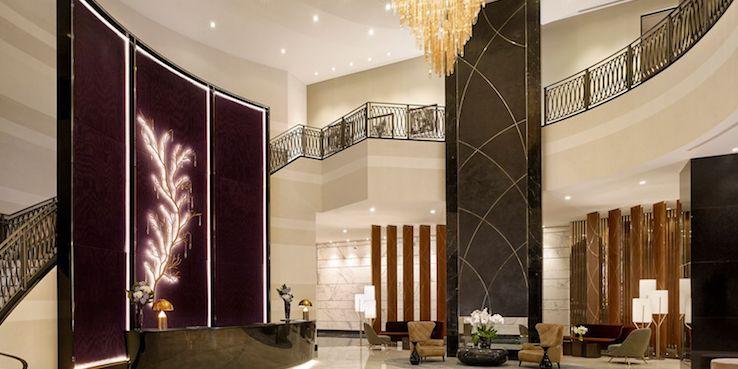 Отдохни: The Ritz-Carlton, Astana приглашает провести выходные