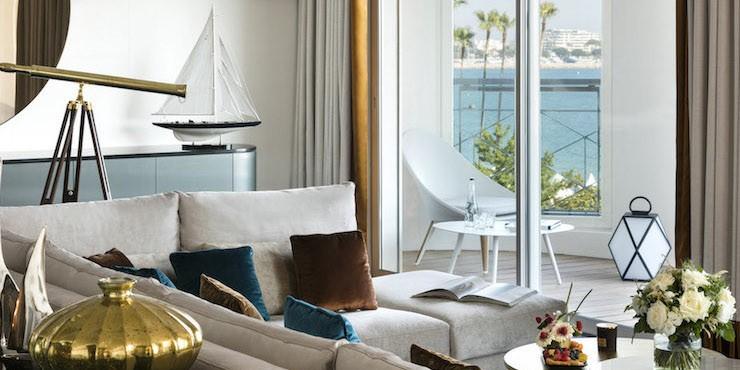 Семейный уикенд в Hôtel Barrière Le Majestic Cannes